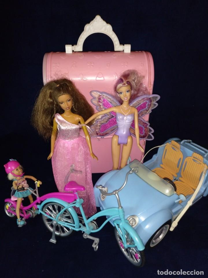 Barbie y Ken: Muñeca BARBIE Nº58 Lote - Foto 14 - 201792607