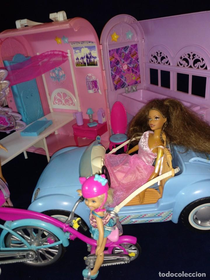 Barbie y Ken: Muñeca BARBIE Nº58 Lote - Foto 17 - 201792607