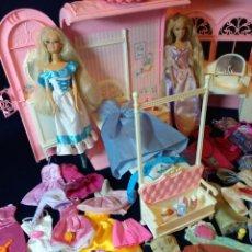 Barbie y Ken: MUÑECA BARBIE Nº64 LOTE. Lote 201794427