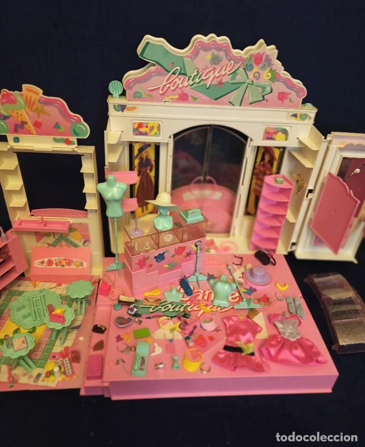 MUÑECA BARBIE Nº72 BOUTIQUE ANTIGUA DE BARBIE (Juguetes - Muñeca Extranjera Moderna - Barbie y Ken)