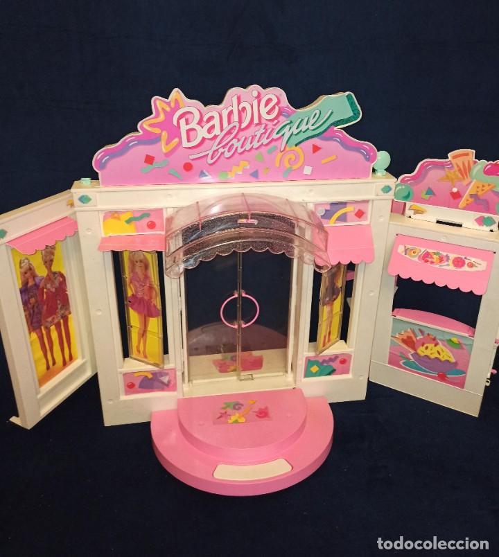 Barbie y Ken: Muñeca BARBIE Nº72 Boutique antigua de Barbie - Foto 2 - 201831455