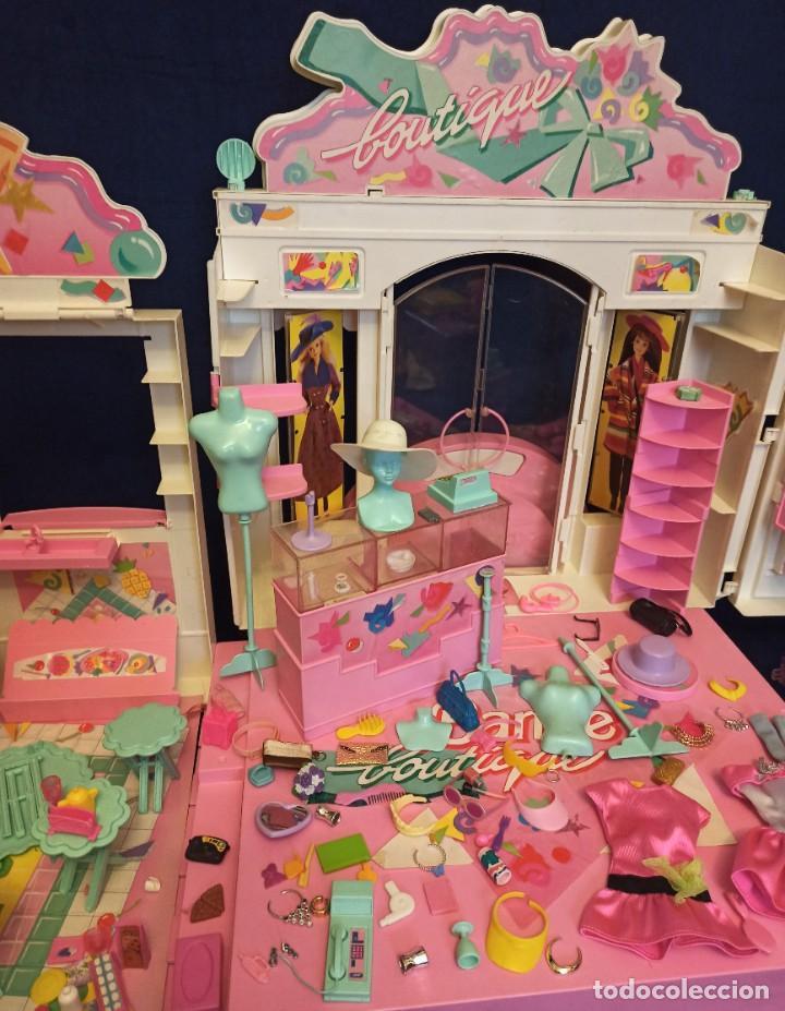 Barbie y Ken: Muñeca BARBIE Nº72 Boutique antigua de Barbie - Foto 4 - 201831455