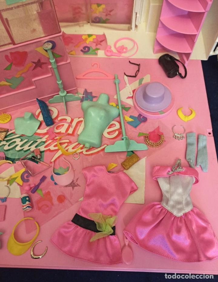 Barbie y Ken: Muñeca BARBIE Nº72 Boutique antigua de Barbie - Foto 5 - 201831455