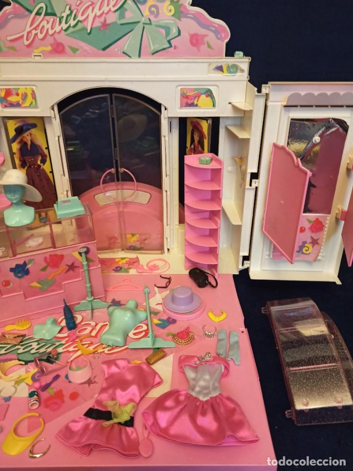 Barbie y Ken: Muñeca BARBIE Nº72 Boutique antigua de Barbie - Foto 6 - 201831455