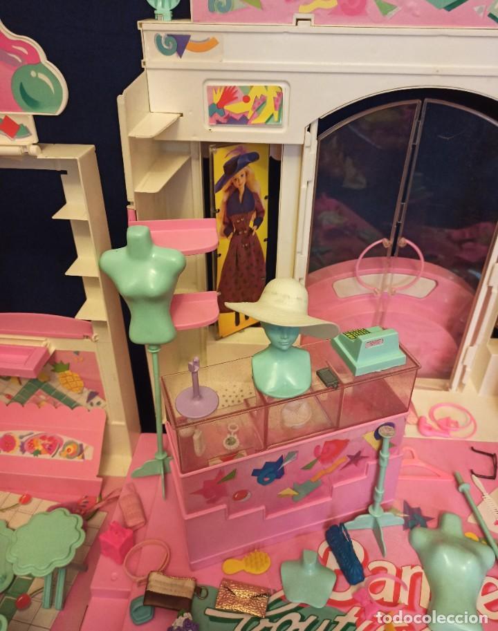 Barbie y Ken: Muñeca BARBIE Nº72 Boutique antigua de Barbie - Foto 9 - 201831455