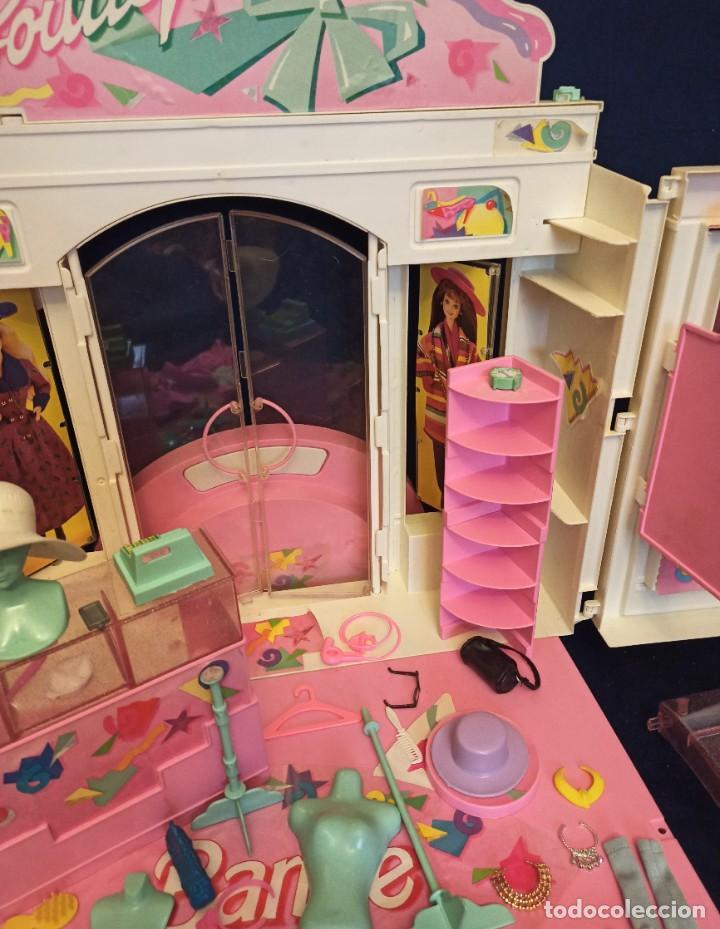 Barbie y Ken: Muñeca BARBIE Nº72 Boutique antigua de Barbie - Foto 10 - 201831455