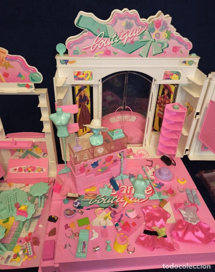 Barbie y Ken: Muñeca BARBIE Nº72 Boutique antigua de Barbie - Foto 12 - 201831455