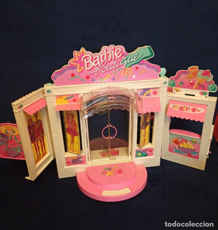 Barbie y Ken: Muñeca BARBIE Nº72 Boutique antigua de Barbie - Foto 15 - 201831455