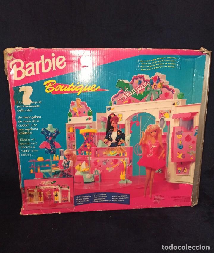 Barbie y Ken: Muñeca BARBIE Nº72 Boutique antigua de Barbie - Foto 18 - 201831455