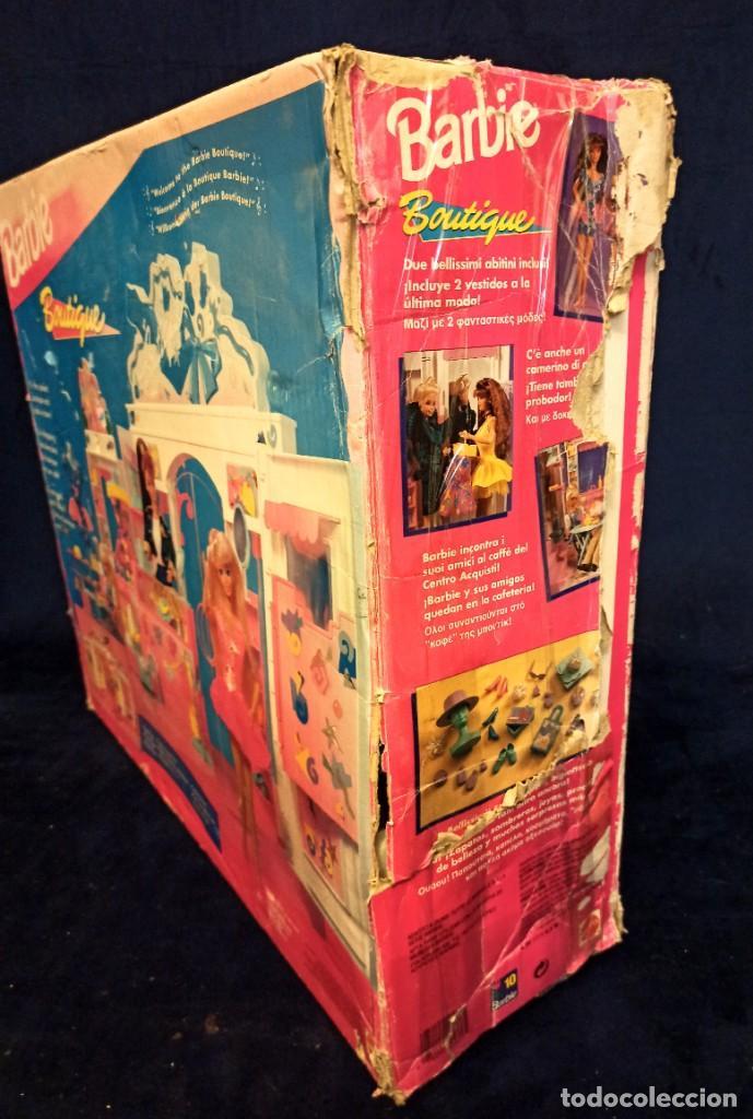 Barbie y Ken: Muñeca BARBIE Nº72 Boutique antigua de Barbie - Foto 21 - 201831455
