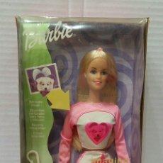 Barbie y Ken: BARBIE BOLSOS FOTOS DIVERTIDAS. NUEVA. MATTEL. REF 28701. 2000. IMAGINA STYLE. PERFORADOR FOTOGRAFÍA. Lote 202761013