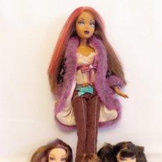Barbie y Ken: MUÑECA MY SCENE Nº3 DEL 2002 MATTEL. Lote 204117293