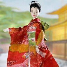 Barbie y Ken: BARBIE COLLECTOR PRINCESS OF THE WORLD PRINCESS OF JAPAN. Lote 205735108