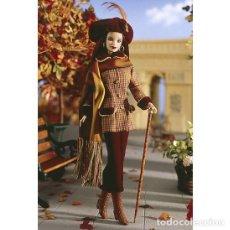 Barbie y Ken: BARBIE COLLECTOR CITY SEASONS AUTUM IN PARIS. Lote 205735293