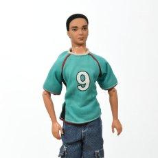 Barbie y Ken: FLAVA DE MATEL CHICO LIAM MORENO. Lote 205756213