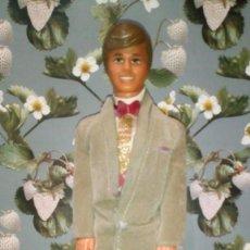 Barbie y Ken: MUÑECO KEN DESTELLOS-DREAM GLOW, NOVIO DE BARBIE - MATTEL - MADE IN SPAIN - CONGOST - 1985. Lote 206284442