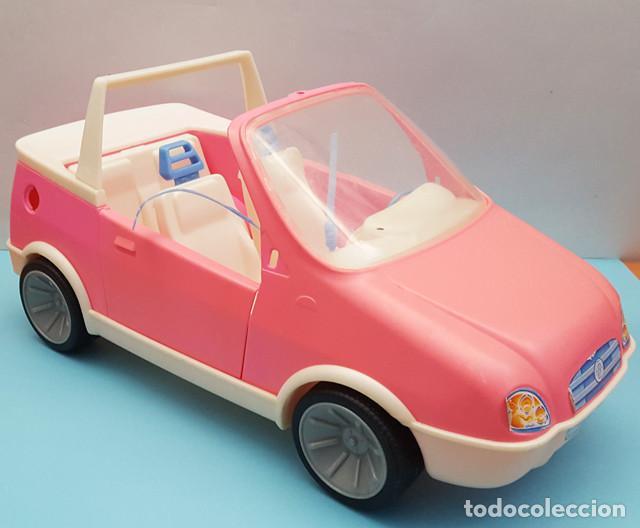 COCHE DESCAPOTABLE 2001 BARBIE, LO QUE SE VE EN LAS FOTOS, CABRIOLET (Juguetes - Muñeca Extranjera Moderna - Barbie y Ken)