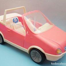Barbie y Ken: COCHE DESCAPOTABLE 2001 BARBIE, LO QUE SE VE EN LAS FOTOS, CABRIOLET. Lote 206536427