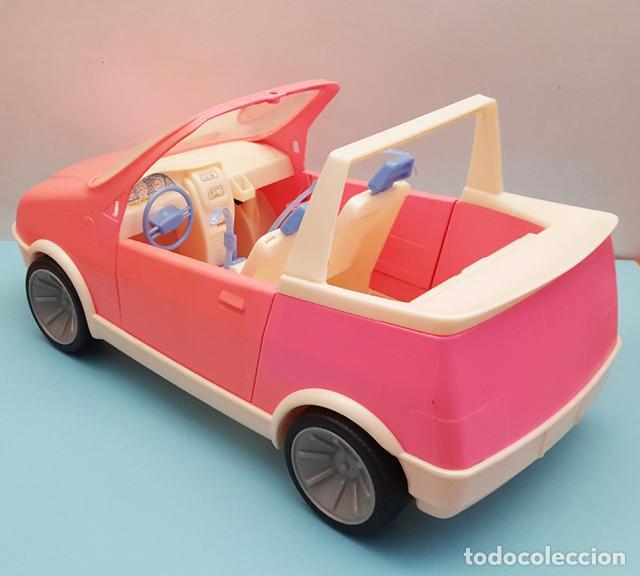 Barbie y Ken: COCHE DESCAPOTABLE 2001 BARBIE, LO QUE SE VE EN LAS FOTOS, CABRIOLET - Foto 3 - 206536427