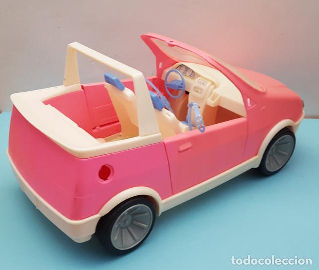 Barbie y Ken: COCHE DESCAPOTABLE 2001 BARBIE, LO QUE SE VE EN LAS FOTOS, CABRIOLET - Foto 4 - 206536427