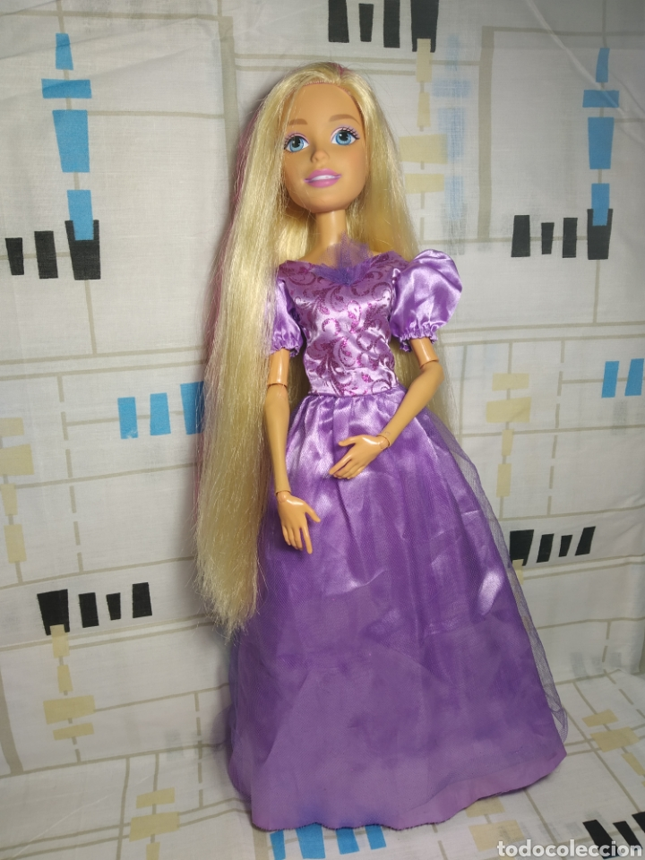 Barbie y Ken: Preciosa barbie tamaño grande - Foto 2 - 206594437
