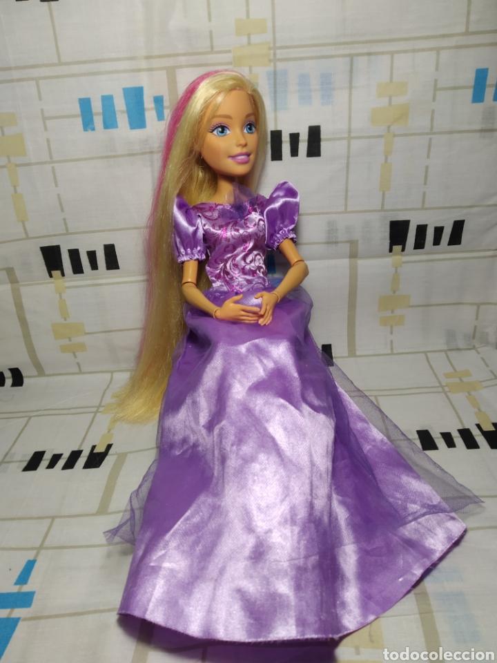 Barbie y Ken: Preciosa barbie tamaño grande - Foto 5 - 206594437