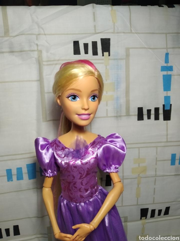 Barbie y Ken: Preciosa barbie tamaño grande - Foto 7 - 206594437