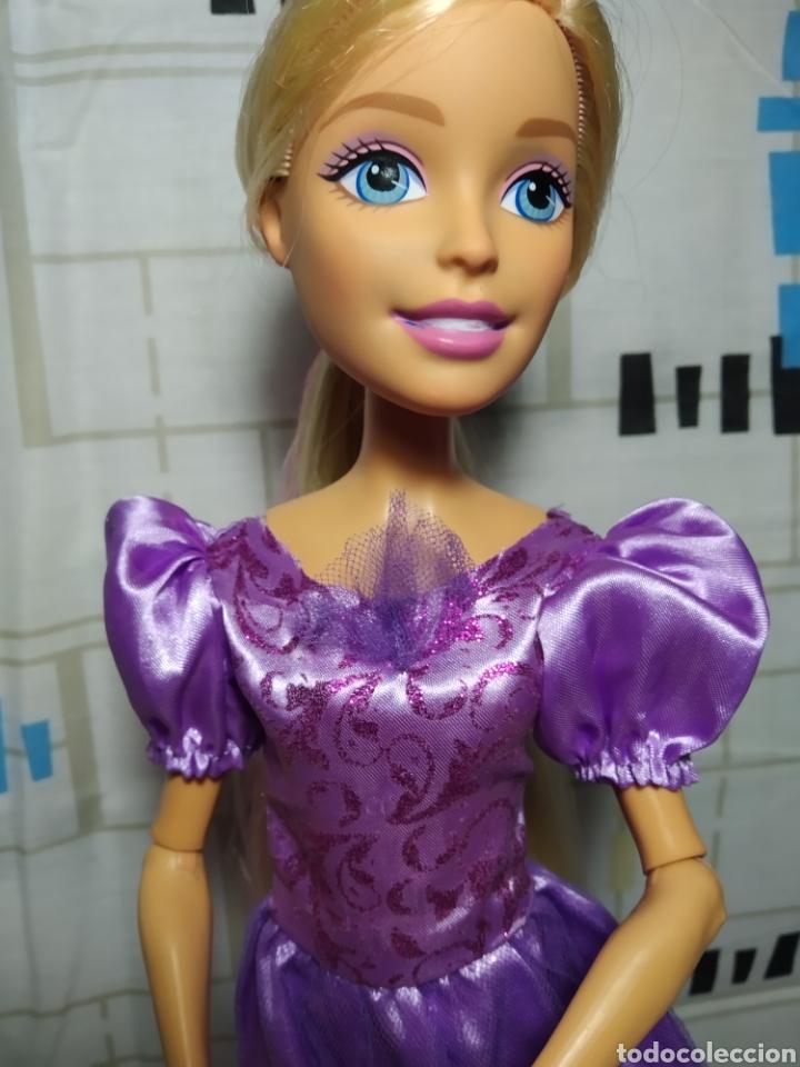 Barbie y Ken: Preciosa barbie tamaño grande - Foto 9 - 206594437