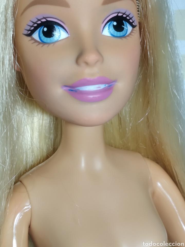Barbie y Ken: Preciosa barbie tamaño grande - Foto 13 - 206594437