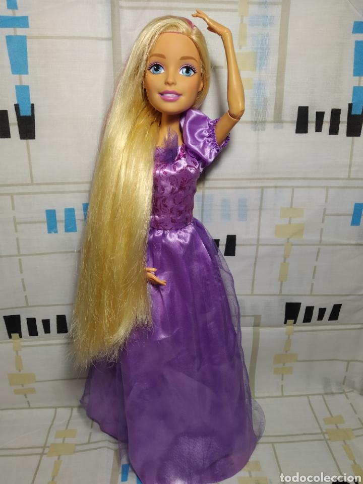 PRECIOSA BARBIE TAMAÑO GRANDE (Juguetes - Muñeca Extranjera Moderna - Barbie y Ken)
