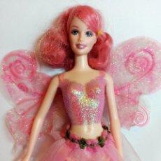Barbie y Ken: MUÑECA COLECCION Nº9 BARBIE HADA SPARKLE FAIRYTOPIA. Lote 206753738