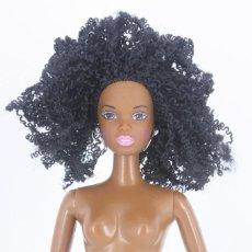 Barbie y Ken: BARBIE NEGRA CHICAS DE HOY / GENERATION GIRLS NICHELLE FIESTA DE AMIGAS CON PENDIENTES - MATTEL,1999. Lote 207045635
