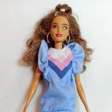 Barbie y Ken: MUÑECA COLECCION Nº33 BARBIE FASHIONISTA 121 PROTESIS. Lote 207230432
