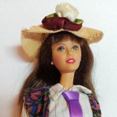 Barbie y Ken: MUÑECA COLECCION Nº35 BARBIE BRENDA DE SENSACION DE VIVIR. Lote 207230765