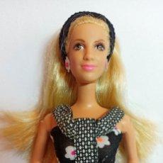 Barbie y Ken: MUÑECA COLECCION Nº39 BARBIE DONNA DE SENSACION DE VIVIR 1991. Lote 207231782