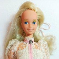 Barbie y Ken: MUÑECA COLECCION Nº46 BARBIE CARA DE ANGEL SPAIN. Lote 207233261