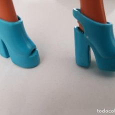 Barbie y Ken: ZAPATOS BARBIE. Lote 207298617