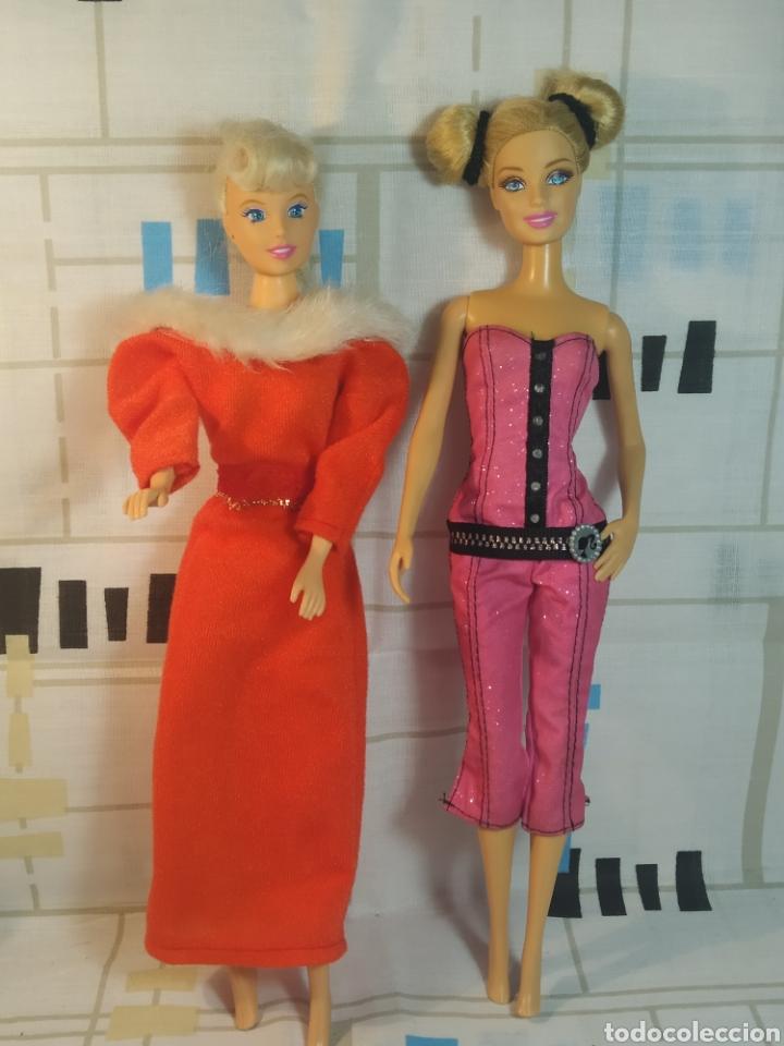 PRECIOSAS BARBIES (Juguetes - Muñeca Extranjera Moderna - Barbie y Ken)