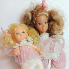 Barbie y Ken: MUÑECA COLECCION Nº76 BARBIE FAMILY HEART MAMA Y BEBE SPAIN. Lote 207768468
