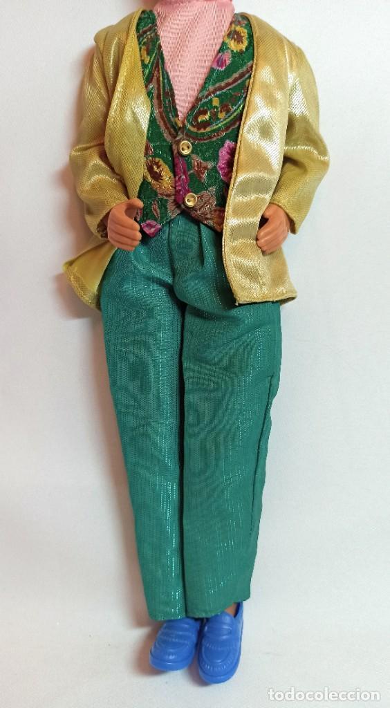 Barbie y Ken: Muñeca coleccion Nº91 Ken Lockel Surprice - Foto 3 - 207876631