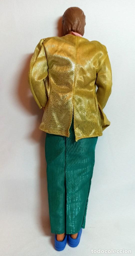 Barbie y Ken: Muñeca coleccion Nº91 Ken Lockel Surprice - Foto 4 - 207876631