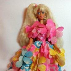 Barbie y Ken: MUÑECA COLECCION Nº108 BARBIE BLOSSOM BEAUTY CON PURPURINA. Lote 207881732