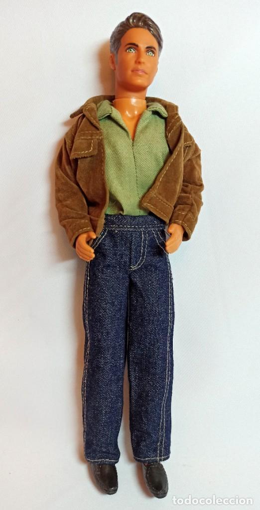 MUÑECA COLECCION Nº115 KEN BRANDON DE SENSACION DE VIVIR 1991 (Juguetes - Muñeca Extranjera Moderna - Barbie y Ken)