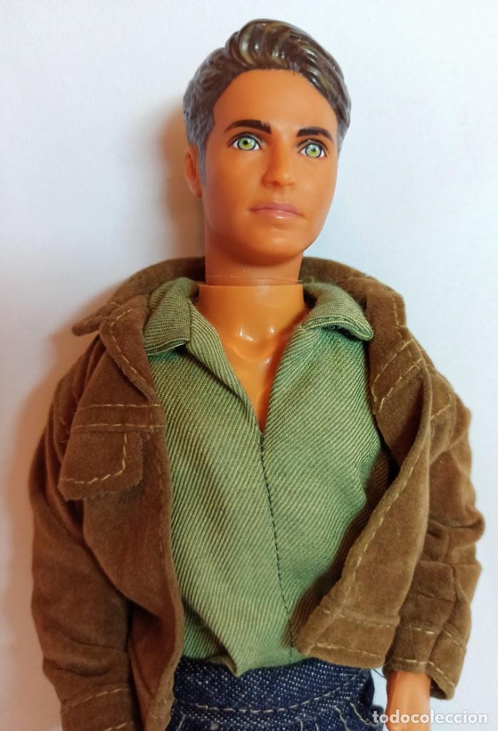Barbie y Ken: Muñeca coleccion Nº115 Ken Brandon de sensacion de vivir 1991 - Foto 2 - 208092535