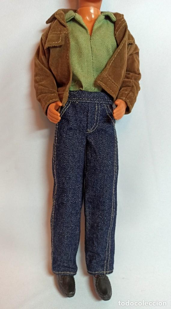 Barbie y Ken: Muñeca coleccion Nº115 Ken Brandon de sensacion de vivir 1991 - Foto 3 - 208092535