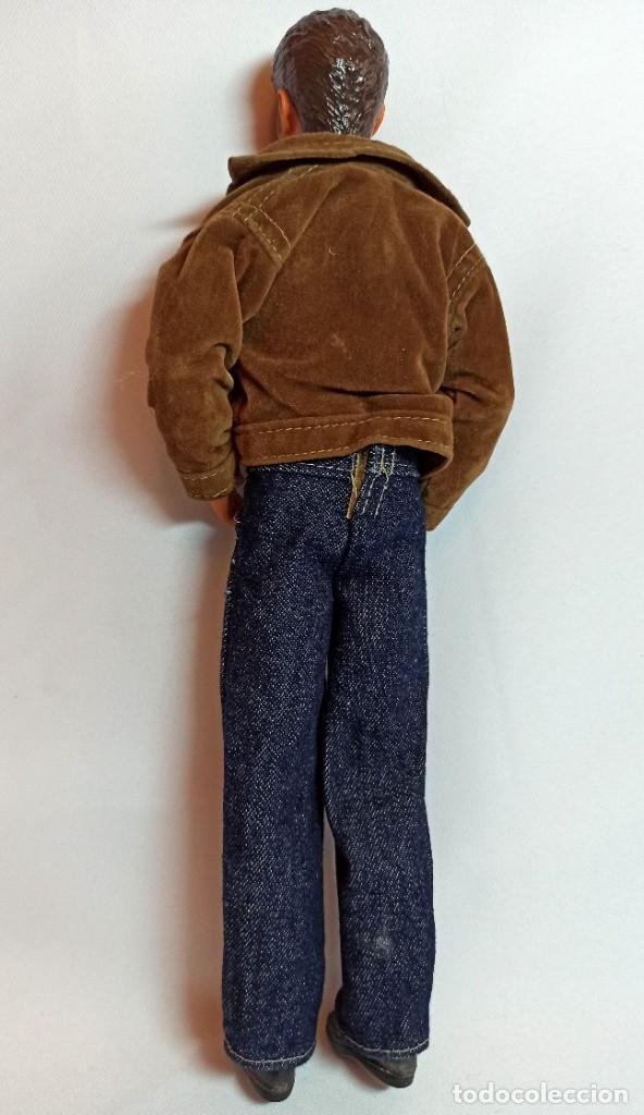 Barbie y Ken: Muñeca coleccion Nº115 Ken Brandon de sensacion de vivir 1991 - Foto 4 - 208092535