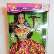 Barbie y Ken: MUÑECA COLECCION Nº128 BARBIE COUNTRY WESTERN STAR EDICION ESPECIAL 1994. Lote 208179316