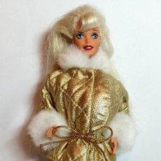 Barbie y Ken: MUÑECA COLECCION Nº134 BARBIE CON CONJUNTO FASHION AVENUE. Lote 208415732