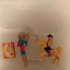 Barbie y Ken: 2 MINIBARBIES. Lote 208493887
