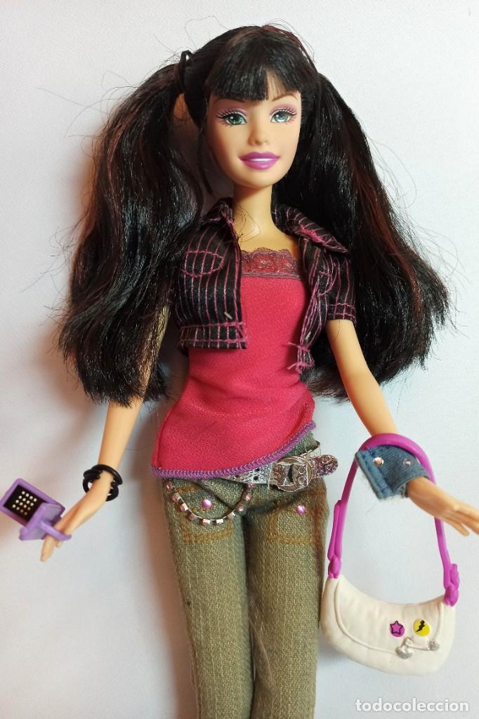 MUÑECA COLECCION Nº148 BARBIE DIARIES COURTNEY 2005 (Juguetes - Muñeca Extranjera Moderna - Barbie y Ken)